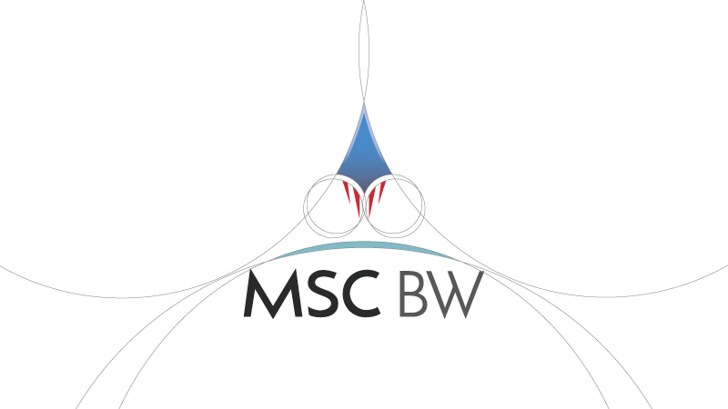 MSC BW Construction based on geometric shapes