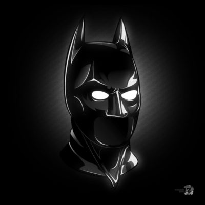 Noir Masks - Batman