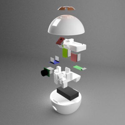 ProCon - explotion rendering