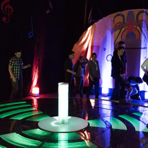JukeBox – interactive event installation and experience