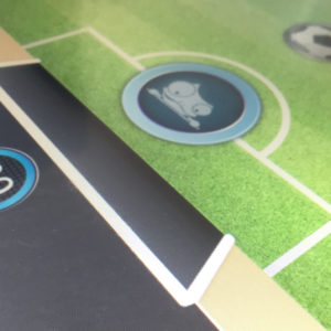 Personalizable Air Hockey installation – concept, ux and screendesign
