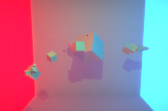 Generative coding with Unity3D